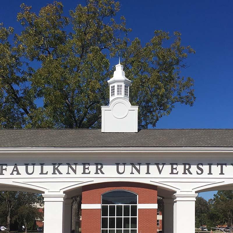 Faulkner Cupola
