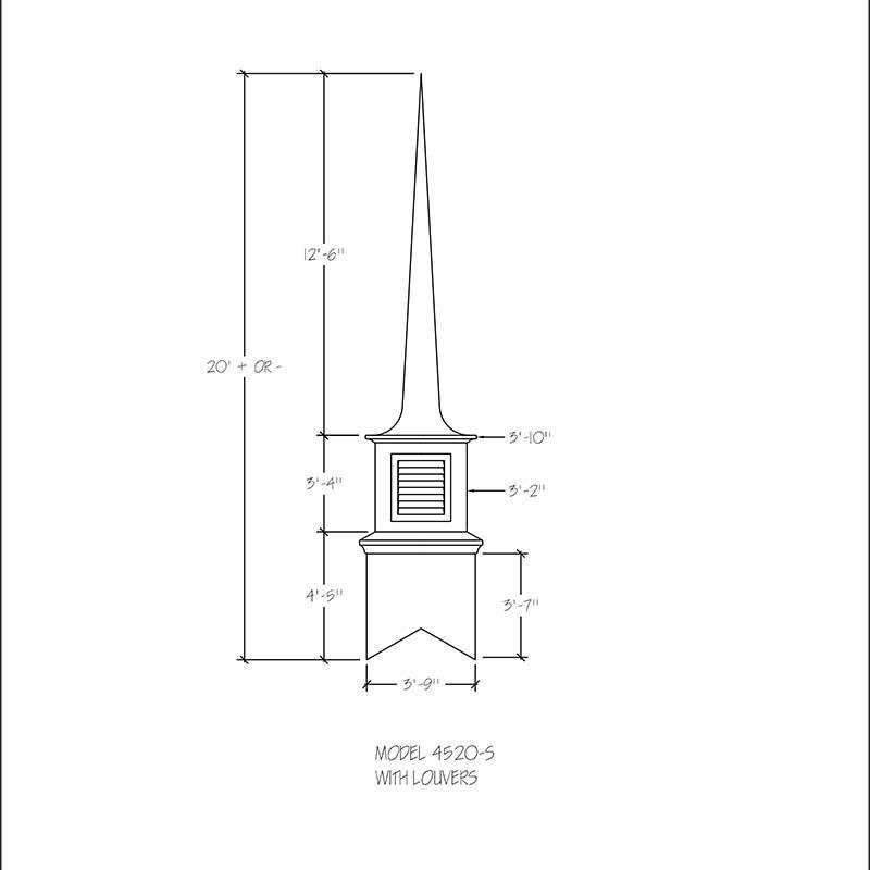 4520-S-L drawing